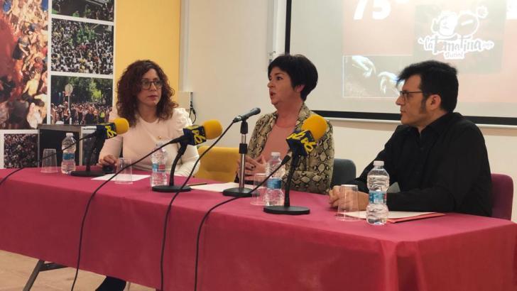 """El Ayuntamiento de Buñol presenta la composición musical """"Catarsis en rojo"""" dedicada a «La Tomatina»"""