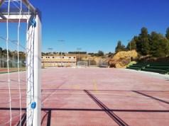 Nuevas instalaciones deportivas buñol pista polideportiva