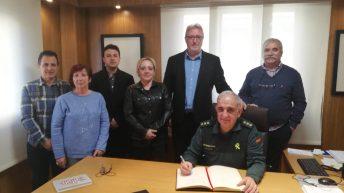El Ayuntamiento de Chiva y la Guardia Civil coordinan un evento para conmemorar el 175 aniversario del cuerpo en el municipio
