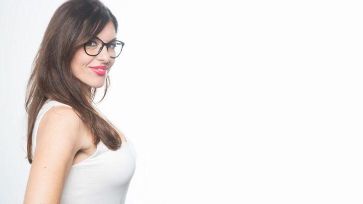 La cómica Patricia Espejo este viernes en el Circuito Café Teatro de Buñol