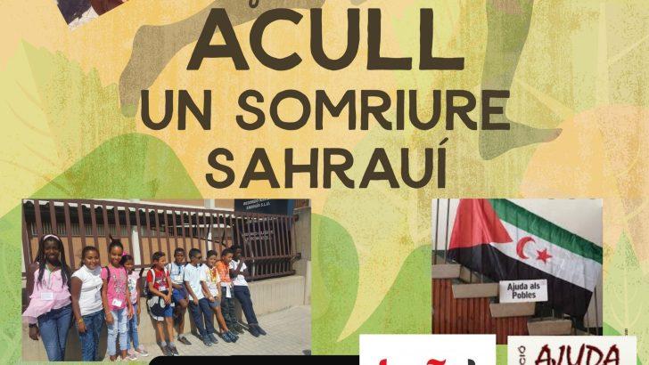 Se abre el periodo para acoger a niñas y niños saharauis dentro del programa «Vacaciones en Paz»