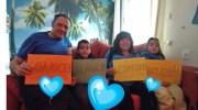 Chiva se une para dar su apoyo al autismo (vídeo)