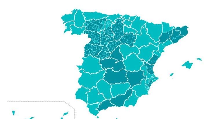 Solo diez departamentos de salud de la Comunitat Valenciana pasan a la fase 1 del desconfinamiento