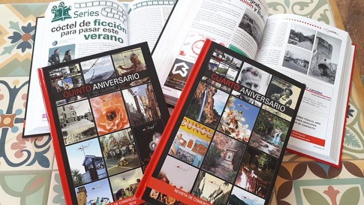 La revista Así es Buñol magazine vuelve a los comercios este mes de octubre