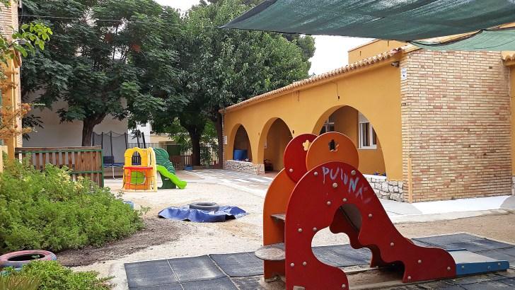 El Ayuntamiento de Buñol construirá un nuevo aulario para alumnos de 2-3 años en la Escuela Infantil Municipal