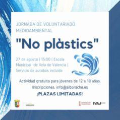 Alborache Jornada de voluntariado medioambiental Agosto 2020