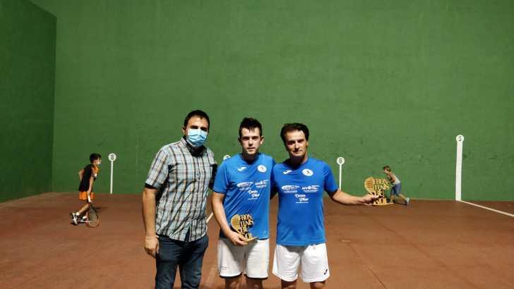 Las finales de raqueta ponen el punto final al Verano Deportivo en Buñol