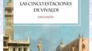Este jueves Emi Zanón presenta su nueva novela en el Paseo de San Luis de Buñol