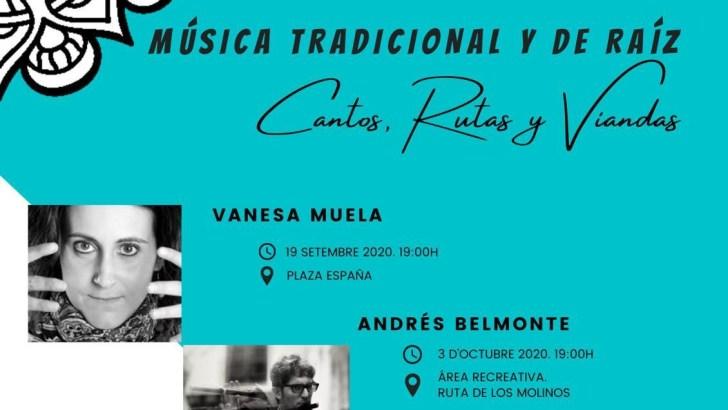 """Alborache presenta el I Ciclo de Música Tradicional y de Raíz """"Cantos, Rutas y Viandas"""""""