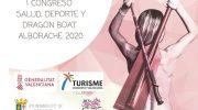 Abiertas las inscripciones gratuitas para el Congreso de Salud, Deporte y Dragon Boat de Alborache, del 16 al 18 de octubre