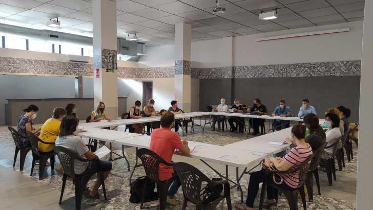 El Ayuntamiento de Buñol garantiza la seguridad y la salud para alumnado, profesorado y familias en la vuelta al cole