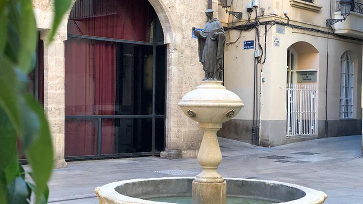San Luis Bertrán. La historia del patrón de Buñol.