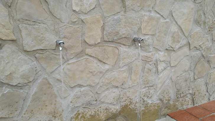 El paraje de la Cueva de las Palomas en Yátova ya cuenta con agua potable