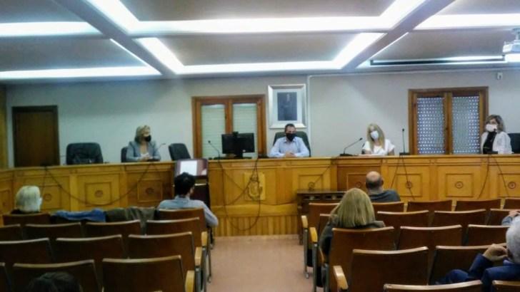 Primera reunión de la Comisión de Educación Covid-19 en Chiva