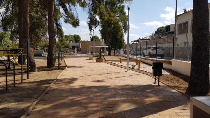 Finalizadas las obras de mejora de accesibilidad a la Escuela Infantil Municipal de Chiva