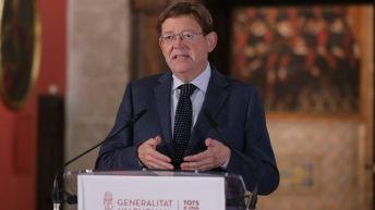 Ximo Puig anuncia las nuevas medidas de desescalada en la Comunidad Valencia