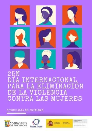 23 11 2020 25 Noviembre-Igualdad-Violencia de Género-Alborache 11