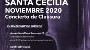 «La Armónica» de Buñol celebra este sábado su concierto de Santa Cecilia
