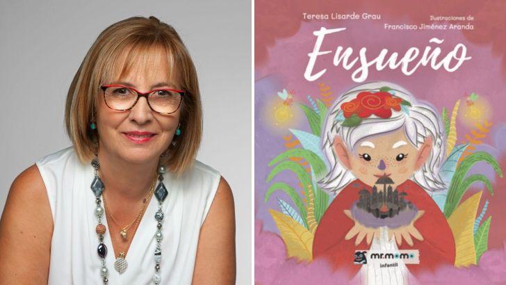 """Teresa Lisarde: """"Ensueño cuenta una historia mágica en busca de la luz que nos hará brillar como humanidad"""""""