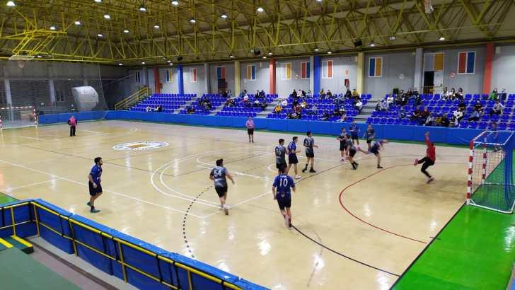 El equipo sénior del Club Balonmano Buñol a un paso de consolidar el liderato de su grupo