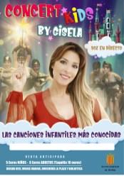 Cartel Gisela Buñol
