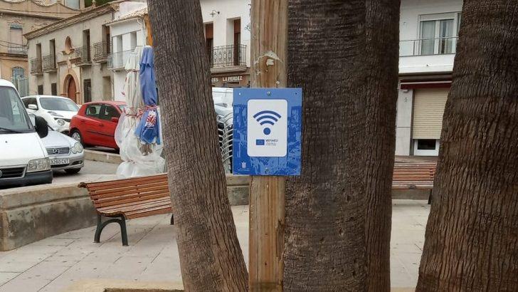 Buñol cuenta ya con ocho puntos de Red WiFi gratuita para todos