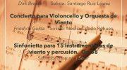 El CIM «La Armónica» celebra este domingo el concierto de despedida de José Tello