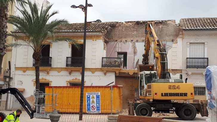 El Ayuntamiento de Buñol denegó hasta en cuatro ocasiones la licencia de derribo de Venta Blanca