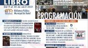 El Ayuntamiento de Buñol y la Biblioteca Municipal ultiman un mes plagado de actos por el Día del Libro