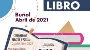 La Concejalía de Cultura de Buñol y la Biblioteca convocan un certamen literario con motivo del Día del Libro