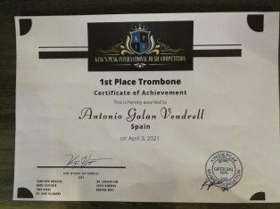 Premio de Toni Galán