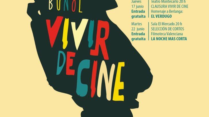 El Festival Vivir de Cine de Buñol homenajea a Berlanga
