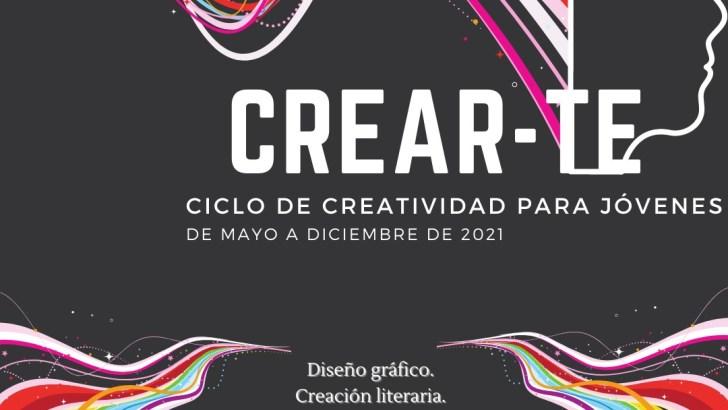 La Concejalía de Juventud de Buñol organiza CREAR-TE para jóvenes de 12 a 30 años