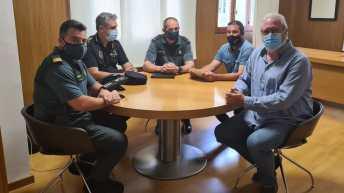 La seguridad de las urbanizaciones dependerá del puesto de la Guardia Civil de Chiva desde el 1 de junio