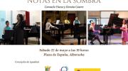 Alborache celebra el concierto: «Compositoras. Notas en la sombra», para reivindicar el papel de las mujeres en la historia de la música