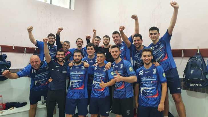 El Club Balonmano Buñol se clasifica para disputar la Fase de Ascenso a 2ª Nacional