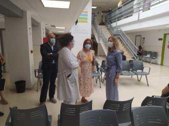 Visita centro Salud Buñol 7