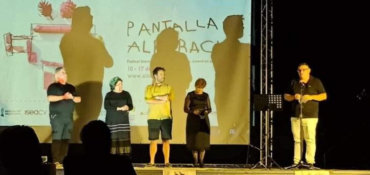 La lista de premiados del Festival de Cine «Pantalla Alborache»