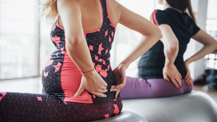 El Departamento de Salud de Manises retoma las actividades de pilates para embarazadas