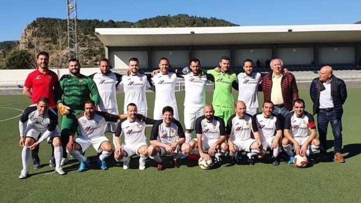 El Club Veteranos Buñol vuelve a la competición liguera con ilusión y ambición