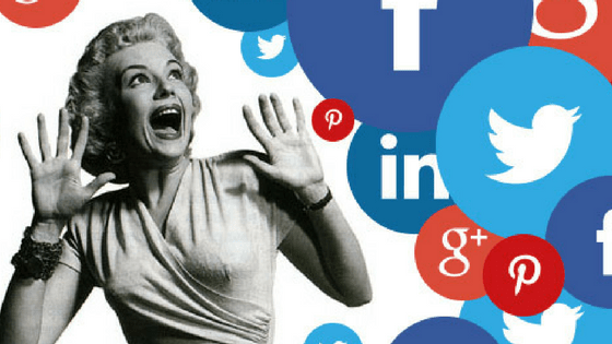 Social Media Presence by Hozho