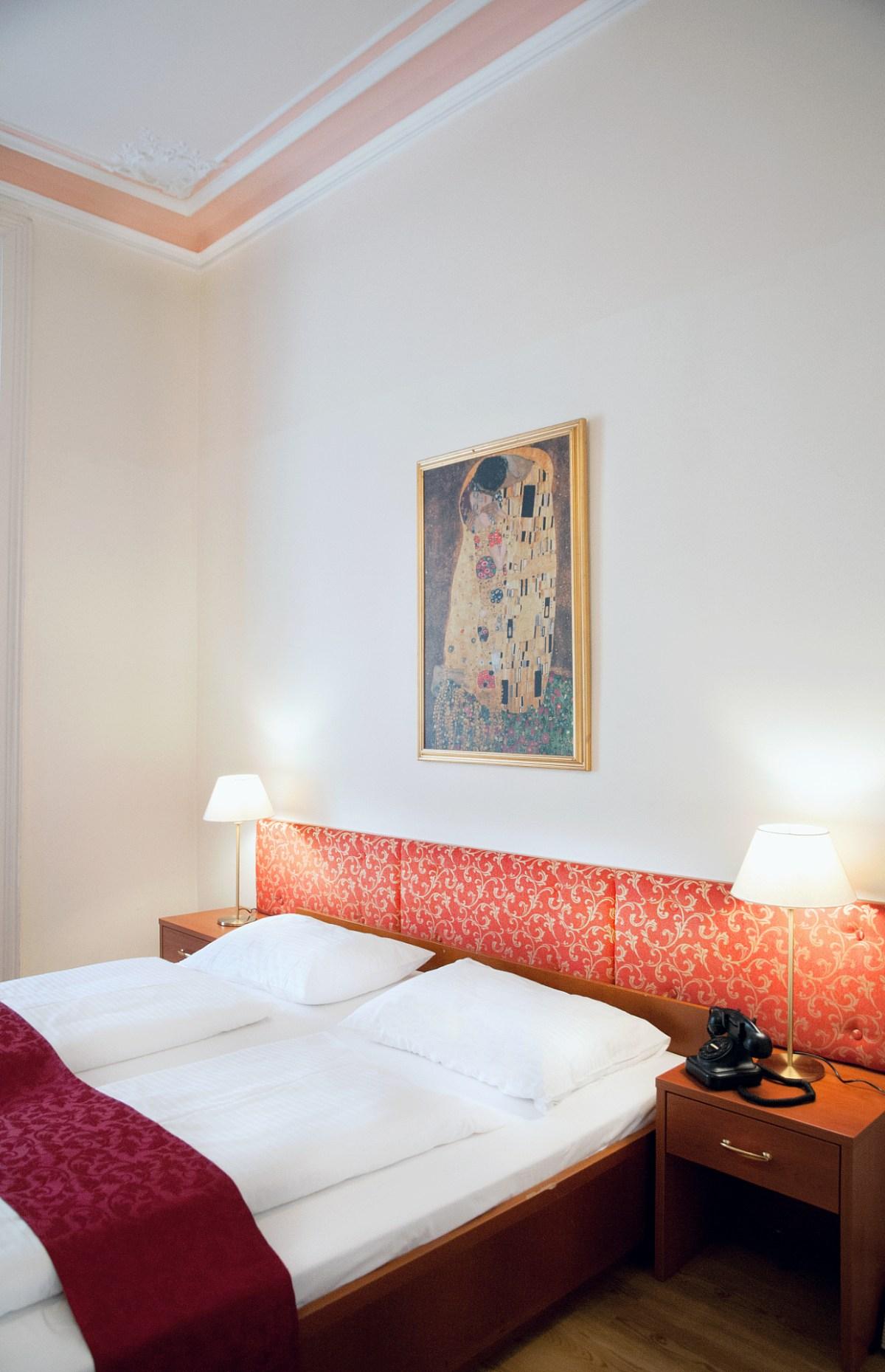 Doppelzimmer Klimt