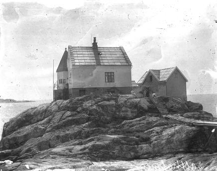 Svarthvitt original. Foto: http://arkivverket.no/Digitalarkivet (public domain)