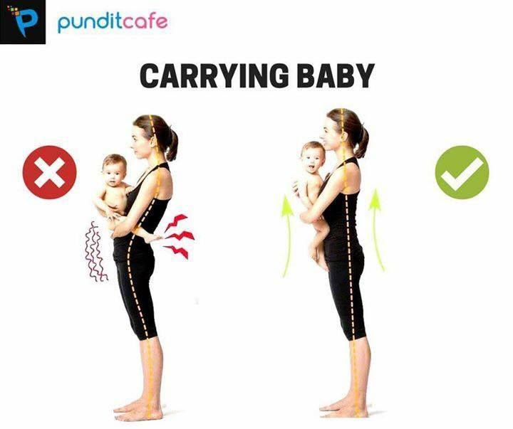 Being a Mom and Low Back Pain sometimes go together, but they don't need to