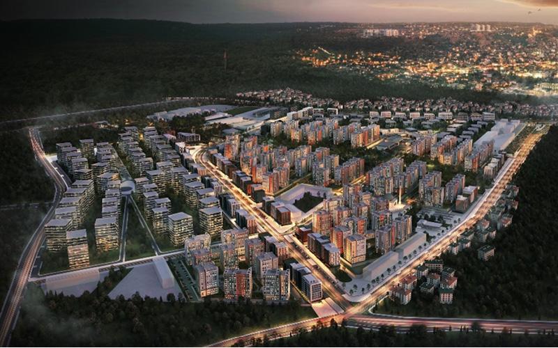 Antalya Kepez Masterplan