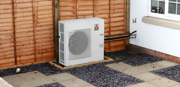 Domestic Air Source Heat Pumps and Its Benefits
