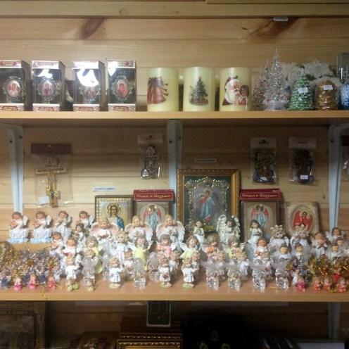 Сувениры к Рождеству