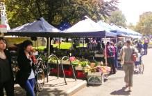 Fresh produce area