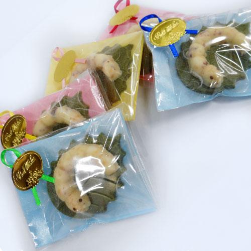 蚕のチョコレート22