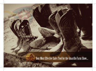 Farm Show Postcards